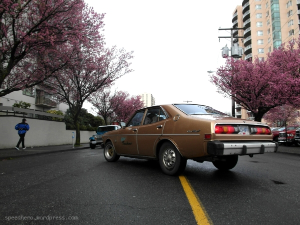1976 Toyota Corona Mark 2 MX13 MX10 4ME