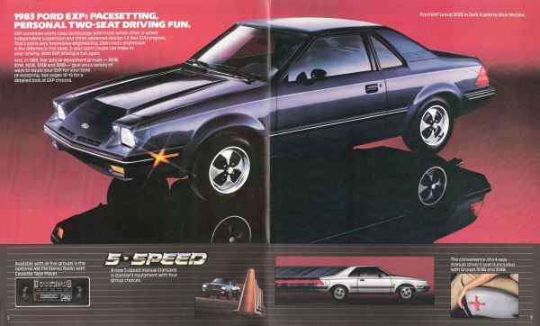 1983 Ford EXP-02-03